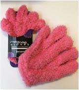 Rucci Hair Drying Gloves