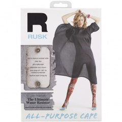 RUSK ALL PURPOSE CAPE-BLACK