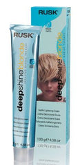 Rusk Deepshine Blonde Gentle Lightening Cream 4.58 Oz