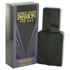Elizabeth Taylor Passion Men`s Cologne Spray 2 oz