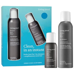 Living Proof Clean In An Instant Holiday Set $40.00 Value