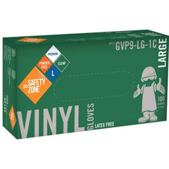 safety zone vinyl powder free