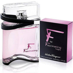 SALVATORE FERRAGAMO F FOR FASCINATING NIGHT EAU DE PARFUM SPRAY 1.7 OZ