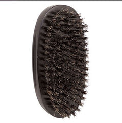Scalpmaster Oval Palm Brush 5 Inch-100% Natural Boar Bristles