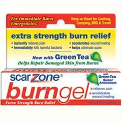SCAR ZONE BURN GEL .5 OZ 6174