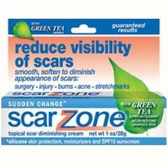 SCAR ZONE SCAR DIMINISHING CREAM 1 OZ 6175