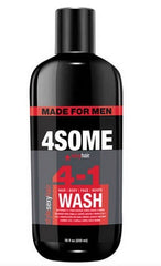Sexy Hair Men's 4Some 4-in-1 Wash 16 oz