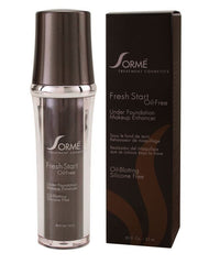 SORME Fresh Start Oil Free Make Up Base .80 Oz.