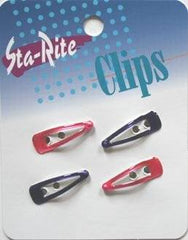 Sta Rite Assorted 1.25 Inch Snap-Eze Clips 4 Count