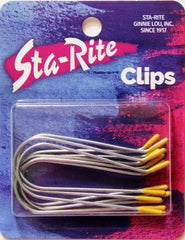 STA RITE HOT ROLLER CLIPS MEDIUM-8CT. 142