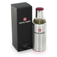 SWISS ARMY MEN`S EDT SPRAY 3.4 OZ 47663