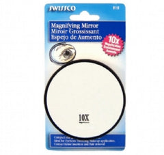 SWISSCO MIRROR 10X SUCTION CUP 3.5 IN. 8110