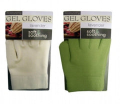 SWISSCO MOISTURIZING GEL GLOVES ASSORTED COLORS
