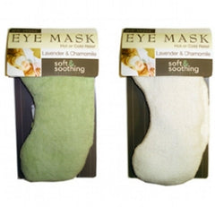 SWISSCO STRESS RELIEF EYE MASK ASSORTED COLORS
