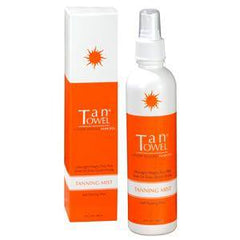 TAN TOWEL TANNING MIST 8 OZ TM8