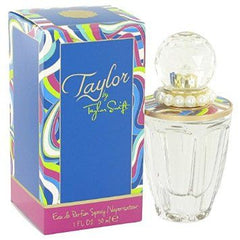 Taylor Swift Taylor Womens Eau De Parfum Spray 1 Oz