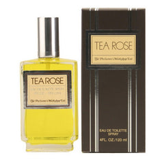 TEA ROSE WOMEN`S EDT SPRAY 4 OZ 44859
