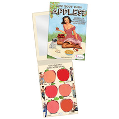 The Balm How Bout Them Apples Palette