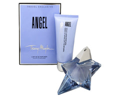 Thierry Mugler Angel Womens Refillable Gift Set 2 Piece