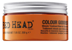 TIGI BED HEAD COLOUR GODDESS MIRACLE TREATMENT MASK 7.05 OZ