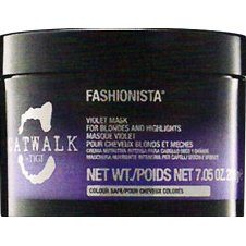 TIGI Catwalk Fashionista Violet Mask 7.05 oz