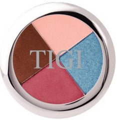 TIGI COSMETICS HIGH DENSITY QUAD EYESHADOW LUSH