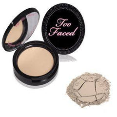 TOO FACED AMAZING FACE POWDER FOUNDATION VANILLA CREME (LIGHT)