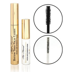 TOO FACED BETTER THAN FLASE LASHES NYLON LASH EXTENSION SYSTEM BLACK