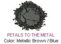 TOO FACED EXOTIC COLOR INTENSE EYE SHADOW PETALS TO THE METAL 20062