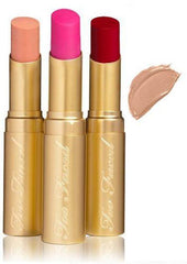 TOO FACED LA CREME COLOR DRENCHED LIP CREAM NAUGHTY NUDE
