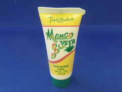 TRIPLE LANOLIN MANGO VERA LOTION 3/4 OZ 2980M