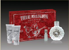 TRUE RELIGION WOMEN`S 2010 HOLIDAY GIFT SET 4 PC