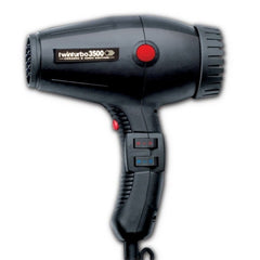 TURBO POWER TWIN TURBO 3500 CERAMIC IONIC HAIR DRYER 329A