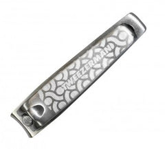 Tweezerman Fingernail Clipper-Etched Regency Finish
