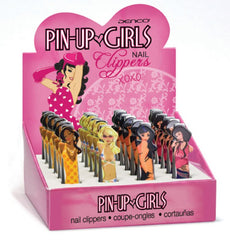 ULTRA PIN-UP GIRLS NAIL CLIPPERS