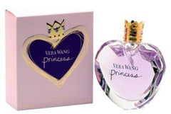 VERA WANG PRINCESS WOMEN`S EAU DE TOILETTE SPRAY 1 OZ.