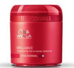 WELLA Brilliance Treatment for Fint to Normal Colored Hair 5.07 oz