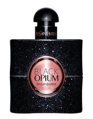 Yves St Laurent Black Opium Eau De Parfum Spray Tester 3.0 Oz