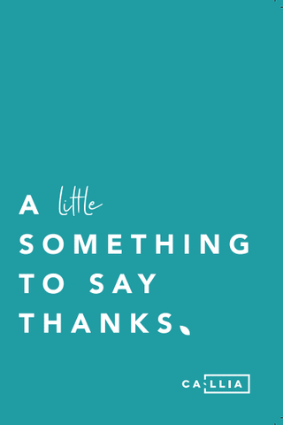 Something to say Thanks Card