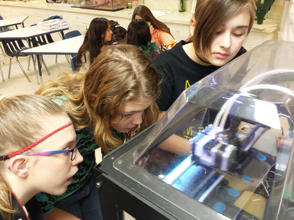 3D Printing Needs More Women