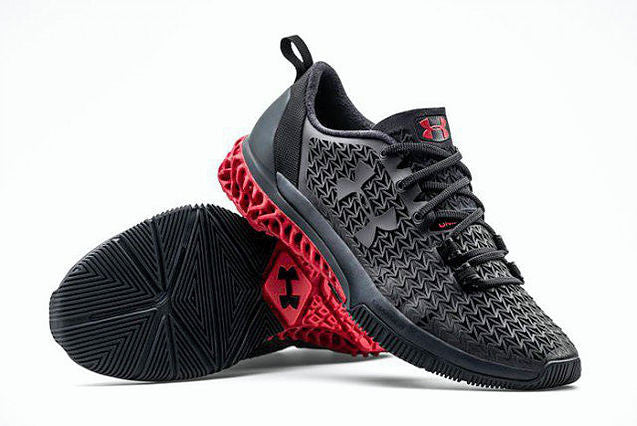 Under Armour Releases Limited Batch of 3D Printed Shoes