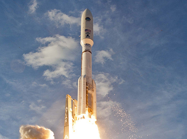 United Launch Alliance Sends Rocket into Space with 3D Printing