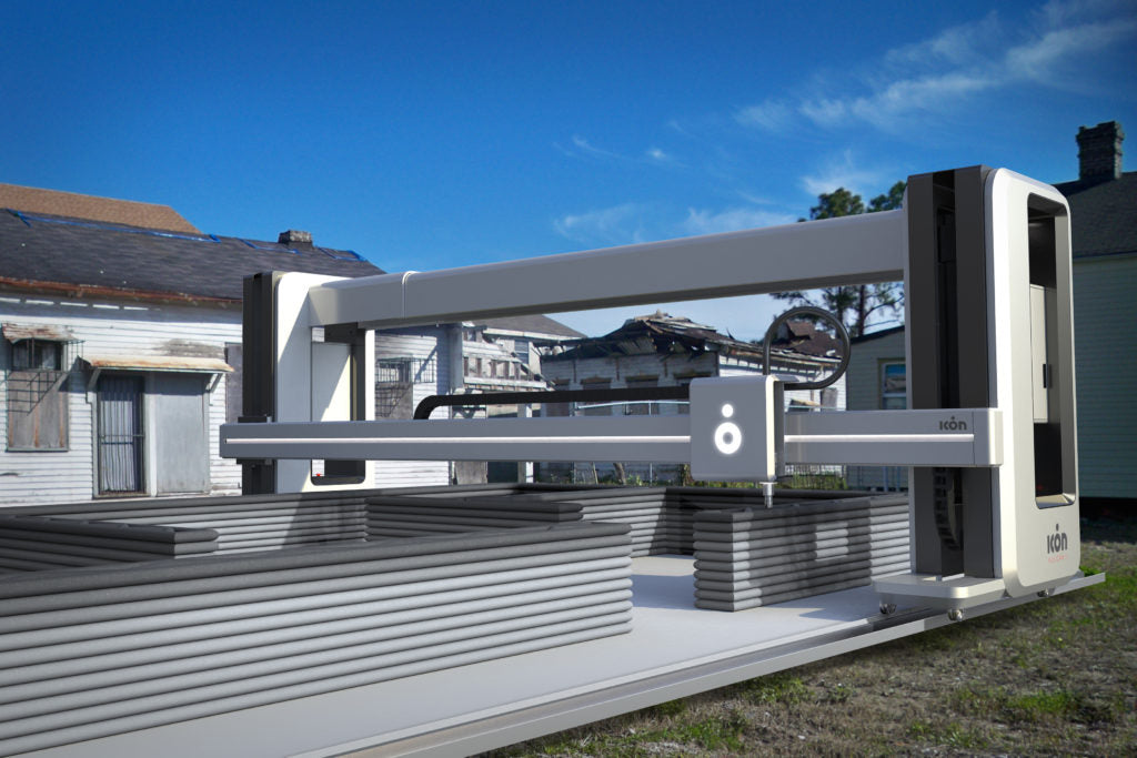 3D Printed Homes Just Became Closer to Reality