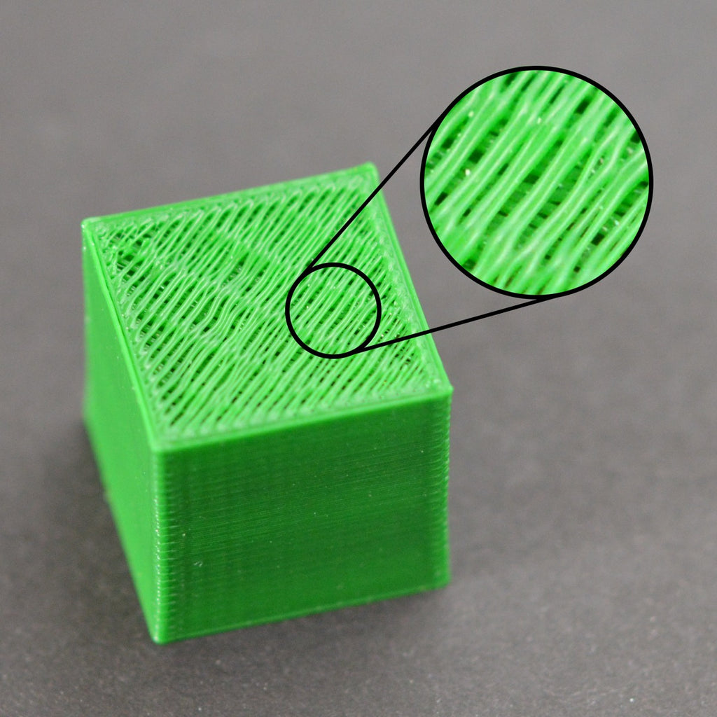 3d print layer gap