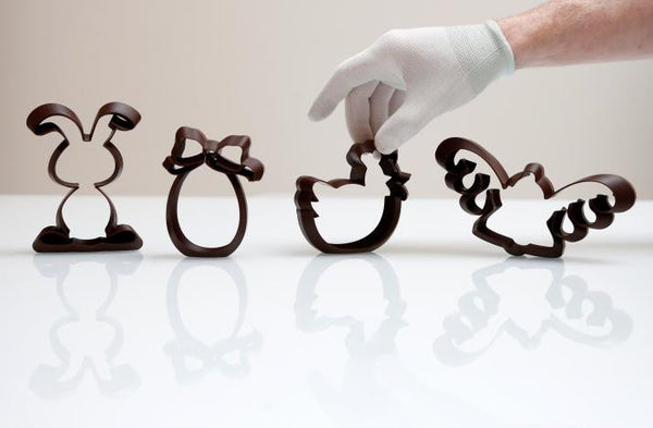 3d printed chocolate easter