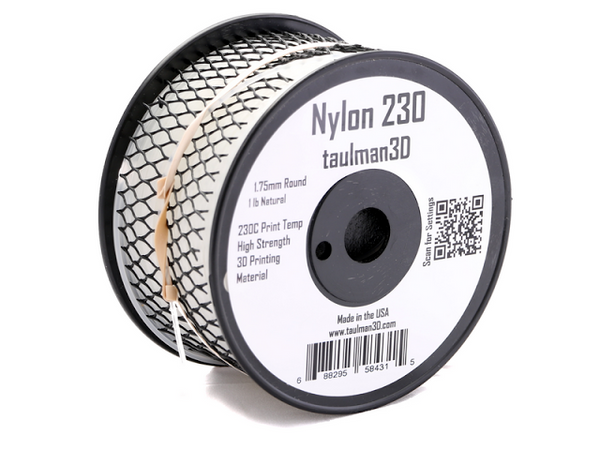 nylon 230 3d printer filament