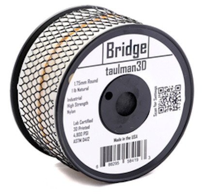 nylon bridge 3d printer filament