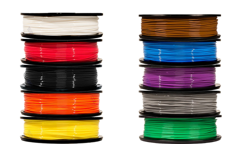 PLA 3D Printer Filament Multipack