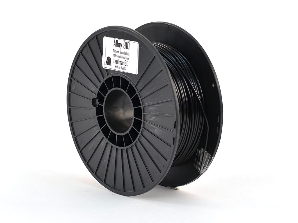 alloy 910 black 3d printing filament 1kg