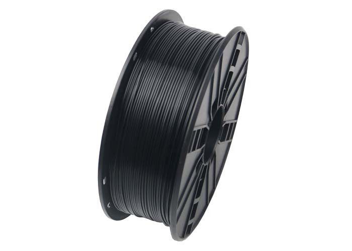 Black PLA 3D Printer Filament 1.75mm